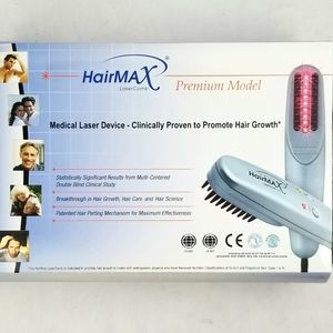 HairMax Laser Comb Divice Hair Growth